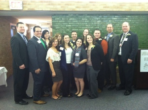 Lapeer Chamber of Commerce Award Banquet 2013