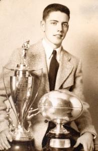 Joseph DeView, Lapeer High School Class of 1946.