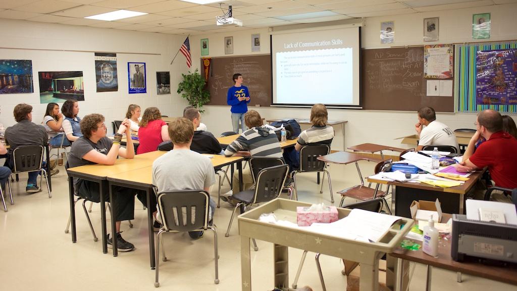 No fear: AP Capstone preparing Lapeer High School juniors for college rigor