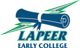 Lapeer Early College Logo 3C