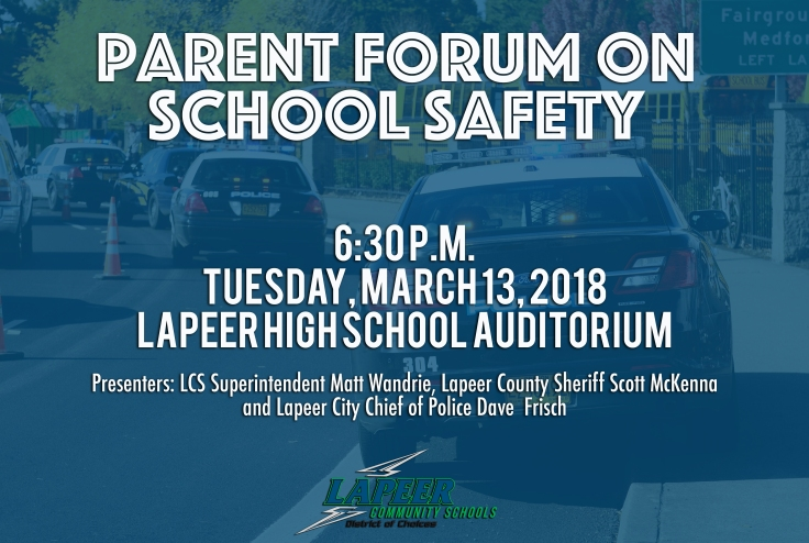 school safety forum